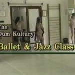 Nudist Documentary Video - Ballet and Jazz Class  バレエとジャズクラス