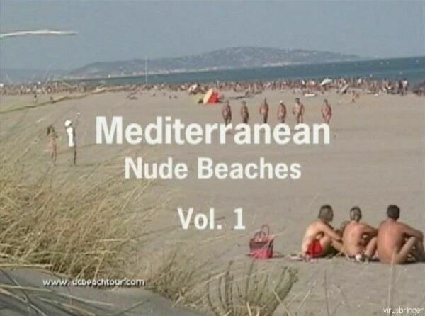 Nudist Documentary Video - Mediterranean Nude Beaches Vol.1  ヌーディストドキュメンタリービデオ