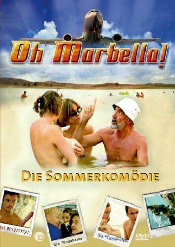 Nudist Feature Video - Oh Marbella 2003 Craig Kelly David Gant