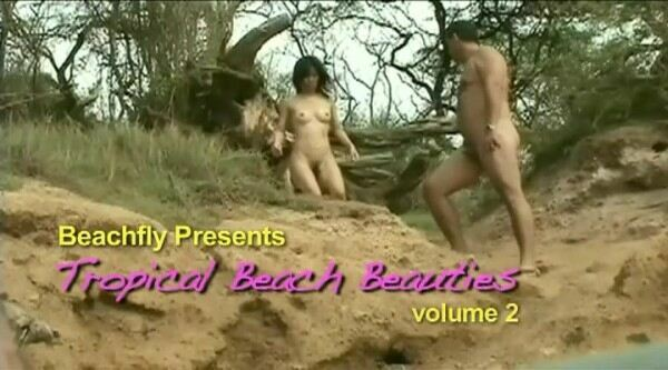 Nudist Beach Video - Beachfly's Tropical Beach Beauties 2  ヌーディストビーチビデオ