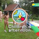 Childrens afternoon-Family Nudism