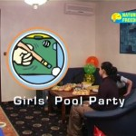 Girls Pool Party-Family Nudism  家族の裸体