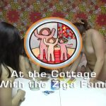 At the Cottage / With the Ziga Family-Family Nudism  ファミリー·ヌーディズム