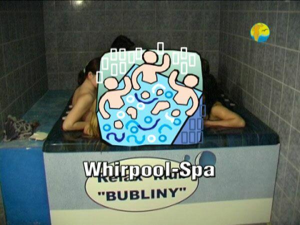 Whirlpool-Spa - Naturist Family