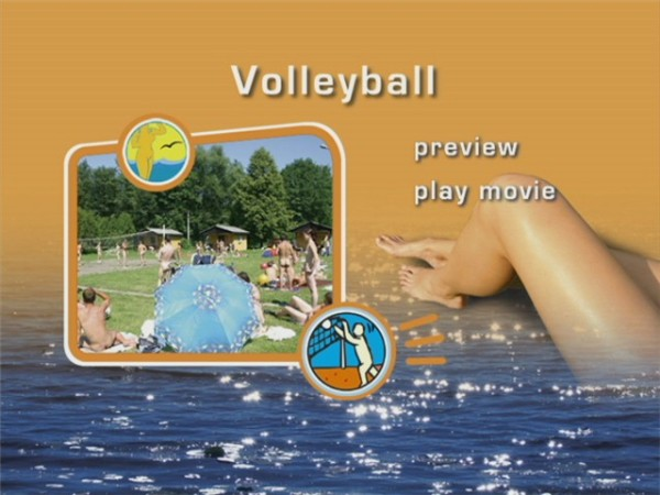 Volleyball- Naturist Freedom