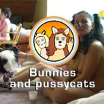 Bunnies and Pussycats-Naturist Freedom