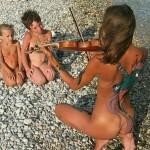 nudebeaches family