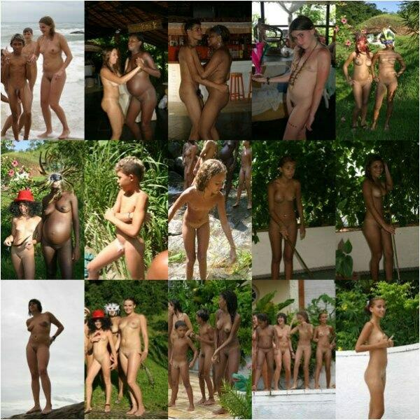 nudist family