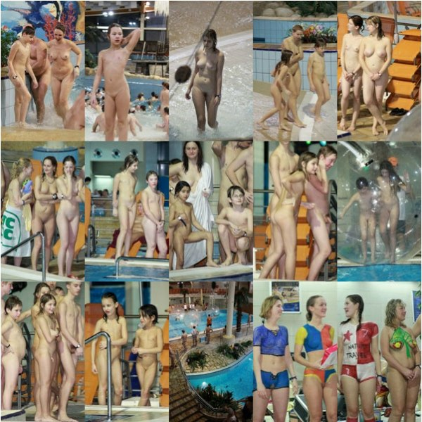 PureNudism (SiteRip) Category: [Naturist Family Events]. Set50 裸体主義者の家族のイベント