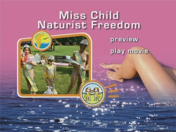 Miss Child Naturist Freedom-Family Naturism  家族の裸体