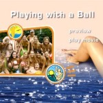 Family Nudist Video - Playing With a Ball 家族ヌーディストビデオ