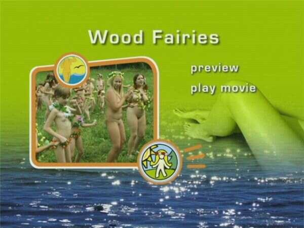 Wood Fairies-Naturist Freedom