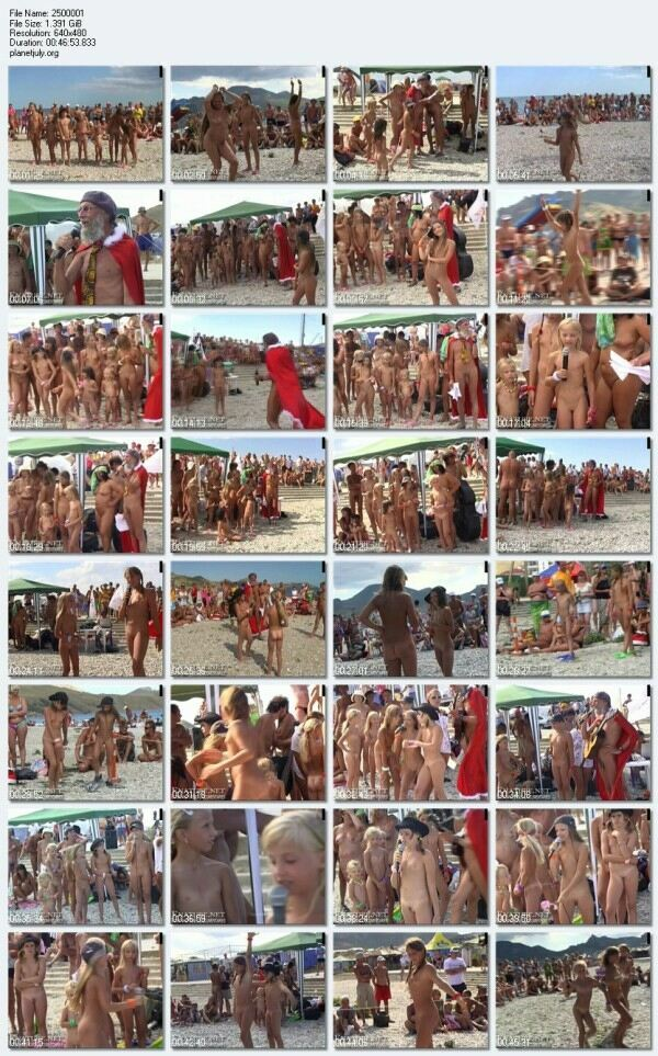 family nudism