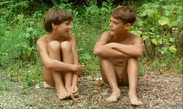 nudist boys