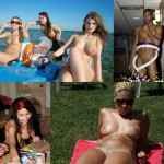 PureNudism - Nudist Lifestyle Pictures DL set27  ヌーディストライフスタイル写真