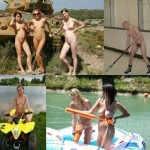 PureNudism – Nudist Lifestyle Pictures DL set28  ヌーディストライフスタイル写真