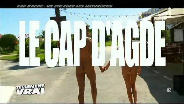 Nudist Documentary Video - Cap d'Agde  ヌーディストドキュメンタリービデオ