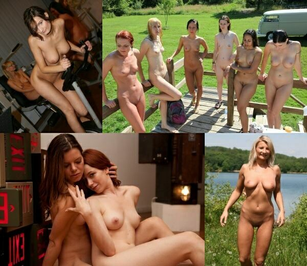 PureNudism – Nudist Lifestyle Pictures DL set30  ヌーディストライフスタイル写真