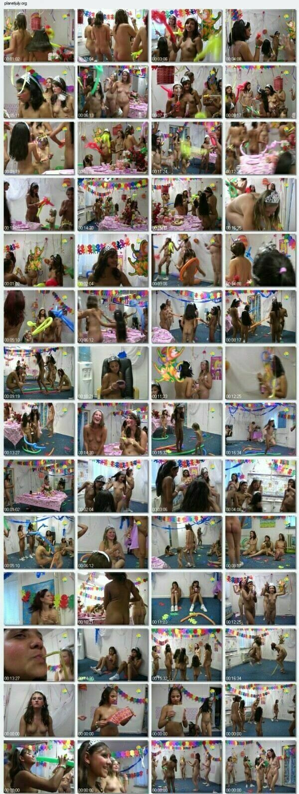 Nudist Family Video - Princess