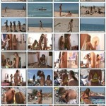Nudist Family Video HD - A little dash of the brush