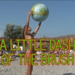 A little dash of the brush-Family Nudism