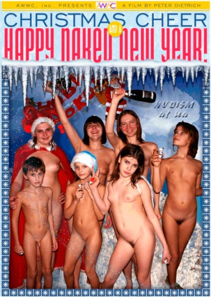 Christmas Cheer and a Happy Naked New Year-Family Naturism