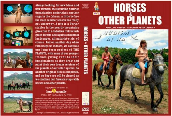 Horses & Other Planets-Family Naturism  馬&他の惑星