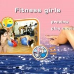 Fitness Girls-Naturist Freedom