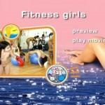 Fitness Girls-Naturist Freedom
