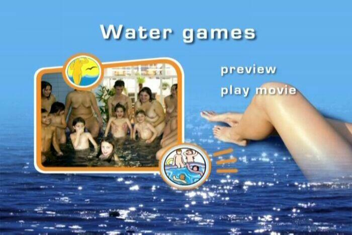 Water Games-Family Naturism