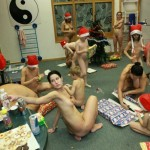 NEW!!! PureNudism 2013-Naturist Family Events Picture [New Year Celebration] 裸体主義者ファミリーイベント写真[新年祝賀]