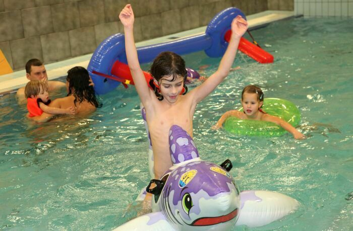 Naturist Family Events Pictures [Indoor Swimming Pool]