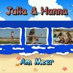 Julia und Hanna am Meer-Teens Nudist