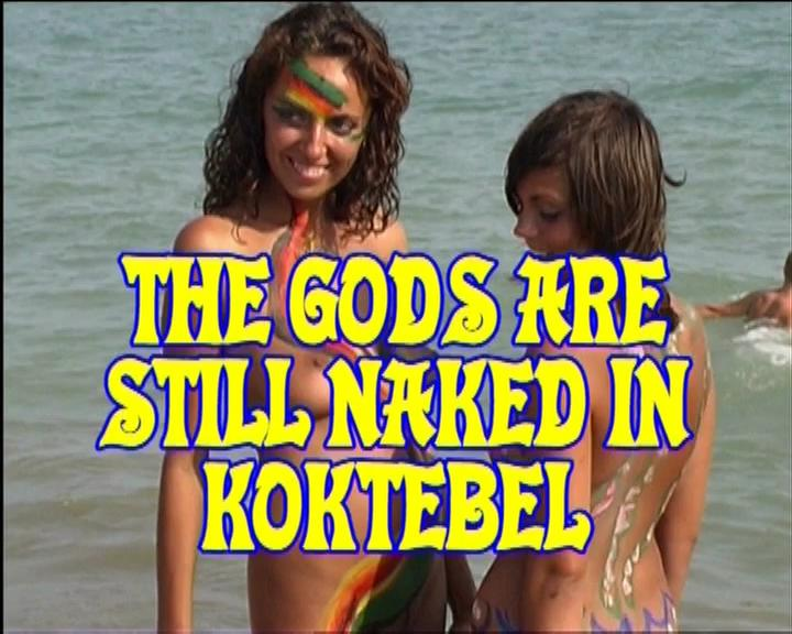 The Gods Are Still Naked In Koktebel-Naturist Family Video