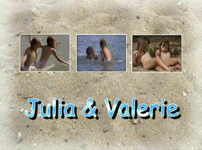 Julia and Valerie-Teens Nudists Videos