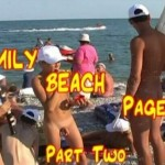 Family Beach Pageant part2-Nudists Juniors Content