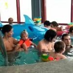 Family Nudist Videos-Indoor Swim Exercise [PureNudism]