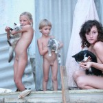 nudists family images