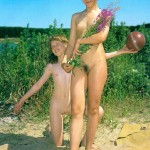 pure nudism photo family