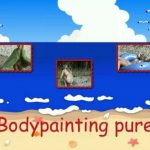 Bodypainting Pure-Nudists Family Content [Pure Nudism Video]