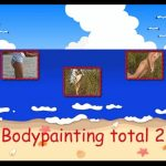Bodypainting Total 2-Nudists Juniors Content [Pure Nudism Video]
