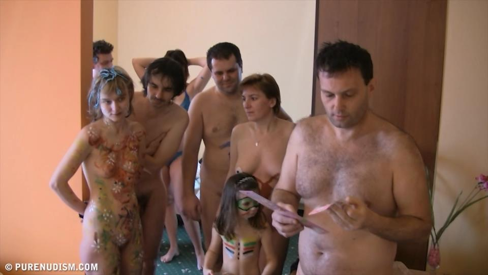 family naturist video