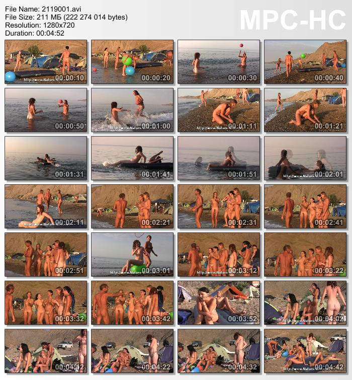 nudist family video