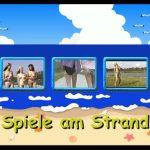 Nudists Juniors-Spiele am Strand [Pure Nudism 2016] Video