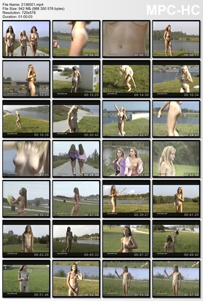 Nudists Juniors