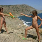 family nudist photo