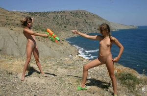 family nudist photo