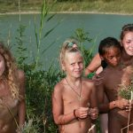 Family nudist pics – Purenudism young nudists [Watermelon marsh]