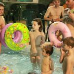 Photo of nudist families – Naturist Club Games [Naturisе Family Events]
