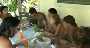 Oceanic Backyard Noon – Brazilian Nudist Family Events set2